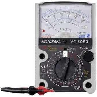 Multimètre analogique VOLTCRAFT