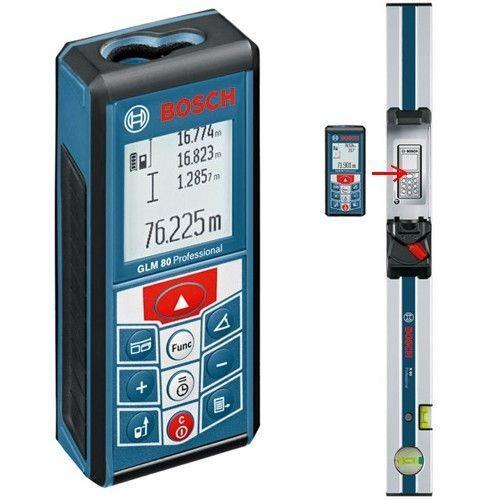 Bosch télémètre laser 80m