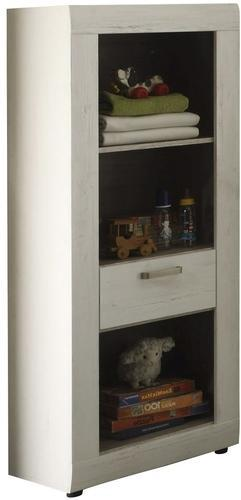 couleurs meuble de rangement en bois brut pr t peindre d. Black Bedroom Furniture Sets. Home Design Ideas