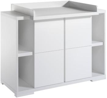 Catgorie meubles langer page 4 du guide et comparateur d 39 achat - Meuble a langer blanc ...