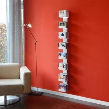 CD-arbre - tagère murale II