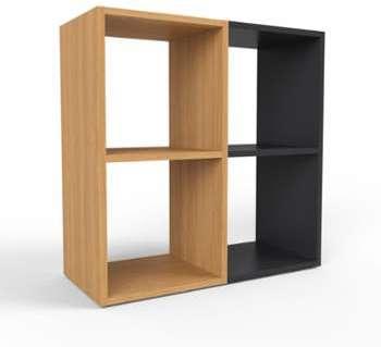 Etagère Cube chêne - 79 x