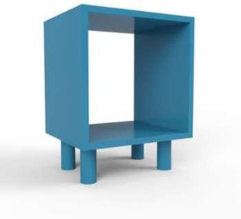 Etagère Cube bleu - 41 x 53