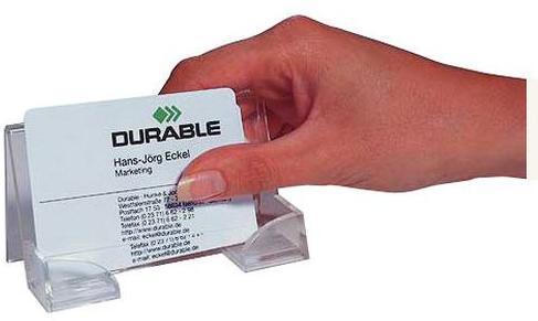 Distributeur de cartes de