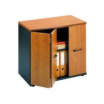 Leda porte battante saloon jazz 900 l13ja85911 for Meuble bureau gami jazz