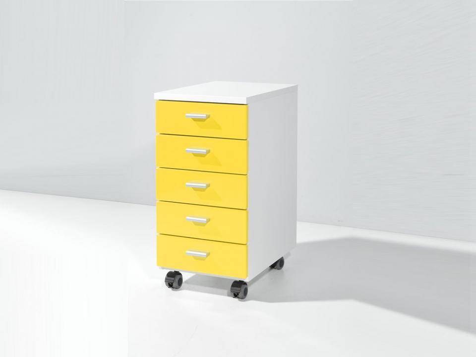 Catgorie meubles de bureau du guide et comparateur d 39 achat for Meuble bureau jaune