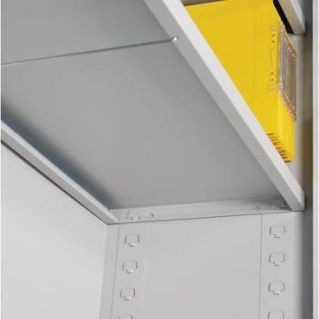 Tablette pour armoire à portes