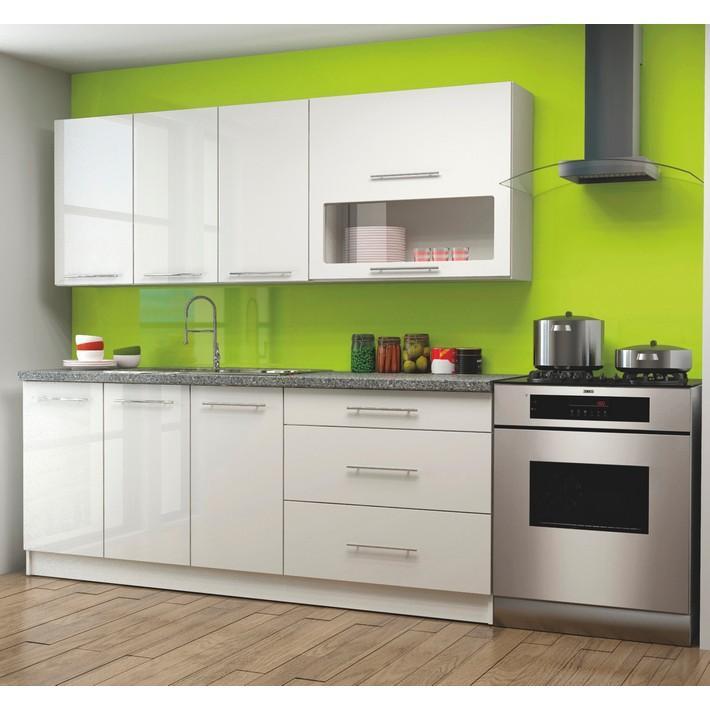 Catgorie meubles de cuisine du guide et comparateur d 39 achat for Cuisine complete blanche