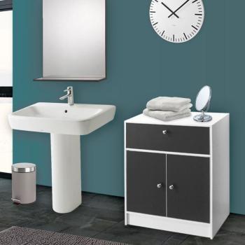 Meuble bas de salle de bain