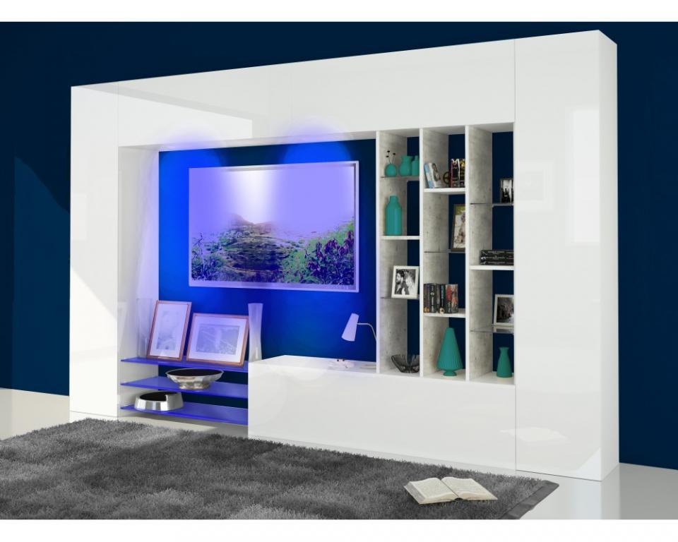 Catgorie meubles de tlvision du guide et comparateur d 39 achat - Meuble tv design lumineux ...