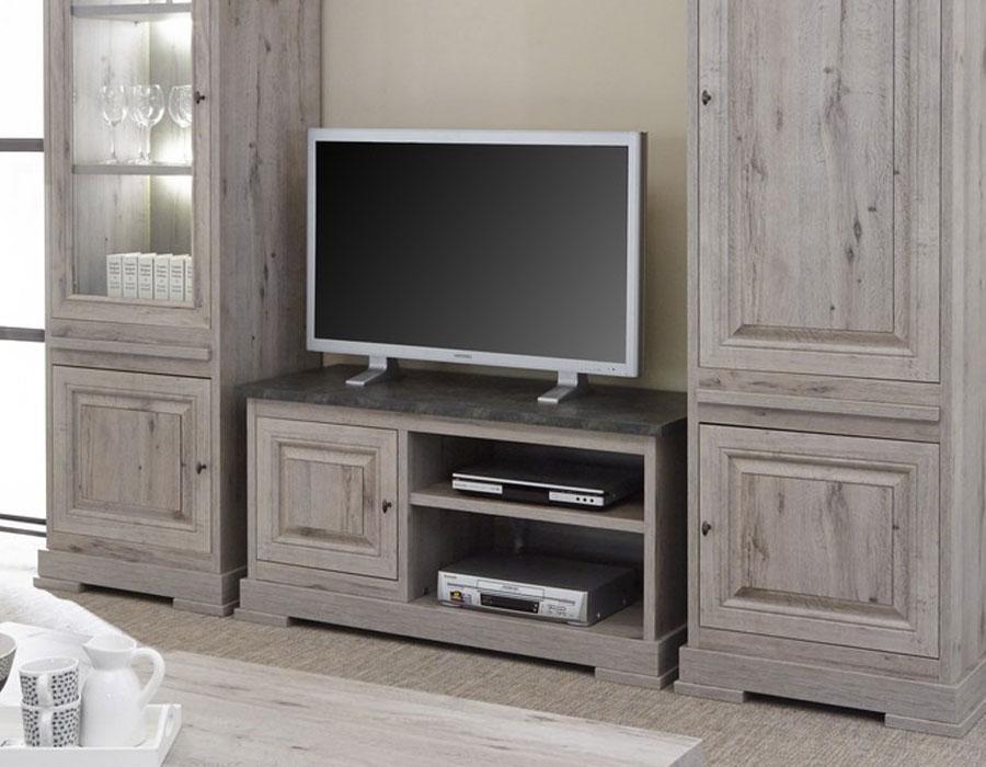 Recherche cable tele du guide et comparateur d 39 achat for Petit meuble tv gris