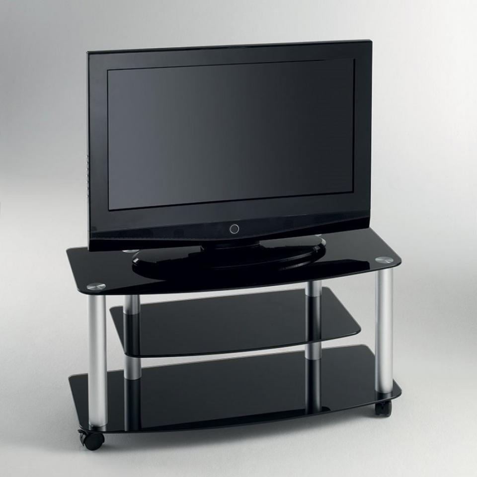 Recherche meuble verre du guide et comparateur d 39 achat for Meuble tv 90 cm