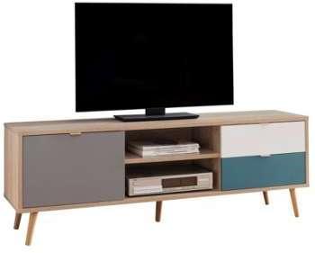 Meuble TV scandinave ARUBA