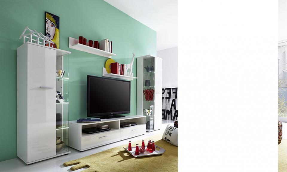 Trooper 450 l for Ensemble meuble tv blanc