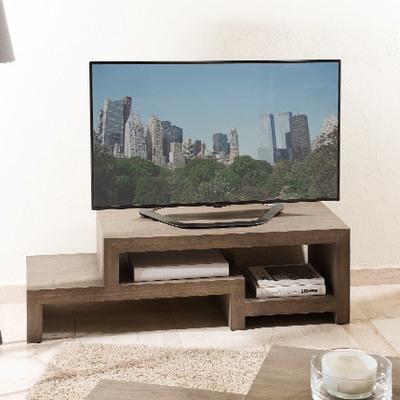 Recherche real cable du guide et comparateur d 39 achat for Meuble tv marron