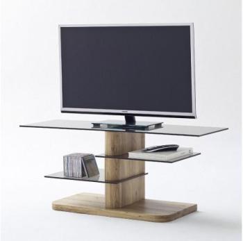 Meuble TV Hifi design en bois