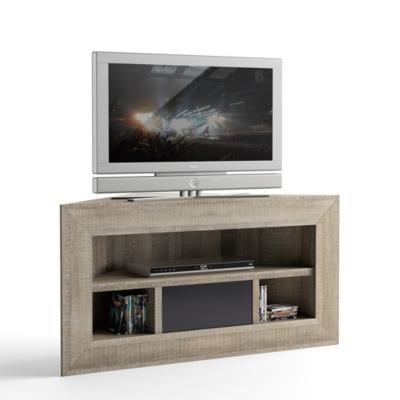 Catgorie meubles de tlvision du guide et comparateur d 39 achat for Meuble tele fin