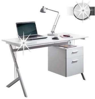 Bureau informatique très