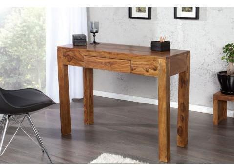 Console bois massif palissandre