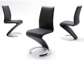 Chaise design simili cuir