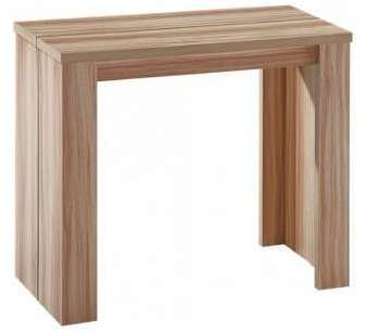 Table console extensible Stella