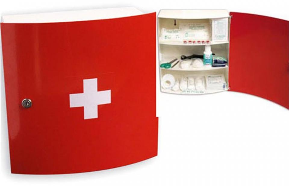 Armoire à Pharmacie Laqué
