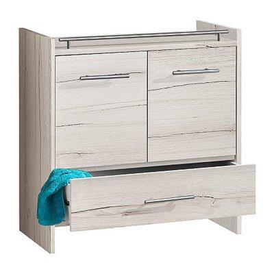 Recherche tiroir du guide et comparateur d 39 achat for Meuble bas salle de bain 2 portes