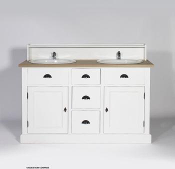 Catgorie meubles salle de bain du guide et comparateur d 39 achat for Meuble salle de bain 5 portes