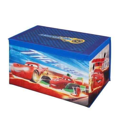 Disney petit coffre jouets cars 2 - Grand coffre a jouet cars ...