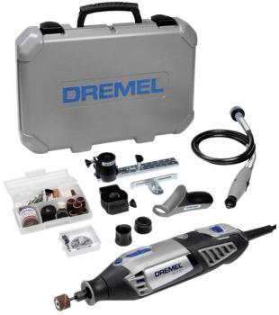 DREMEL 4000 175W Avec 65 Accessoires