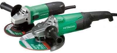 Lot de 2 meuleuses Hitachi