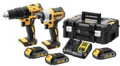 Kit 2 outils XR 18V Li-Ion