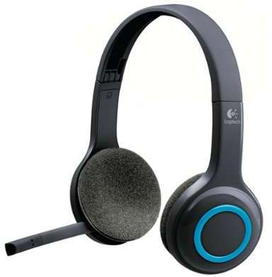 Micro-casque Logitech Wireless