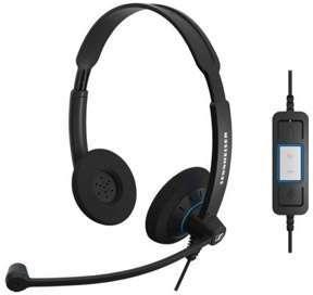 Le SC 60 USB CTRL est un micro-casque