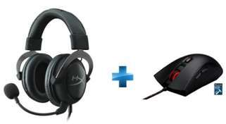 HYPERX Pack Gaming Casque