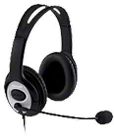 LifeChat LX-3000 Casque avec