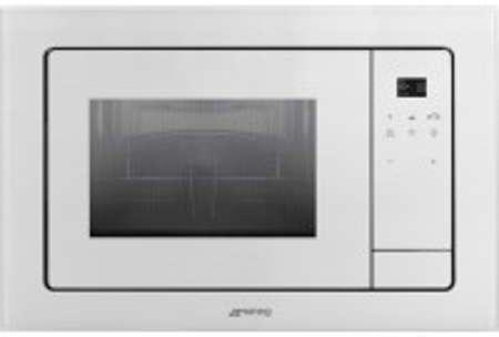 micro ondes grill encastrable smeg fmi120n1. Black Bedroom Furniture Sets. Home Design Ideas