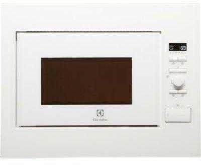 micro ondes encastrable electrolux ems26004ow 26 litres blanc. Black Bedroom Furniture Sets. Home Design Ideas