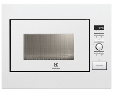 micro ondes encastrable electrolux ems26004ow 26 litres blanc. Black Bedroom Furniture Sets. Home Design Ideas