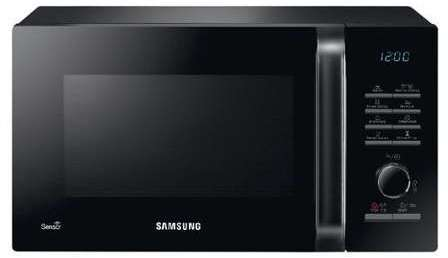 micro ondes solo samsung 28 litres ms28h5125gk. Black Bedroom Furniture Sets. Home Design Ideas