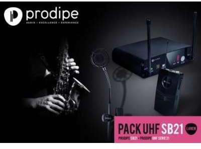 Prodipe SB21Pack UHF - Micro