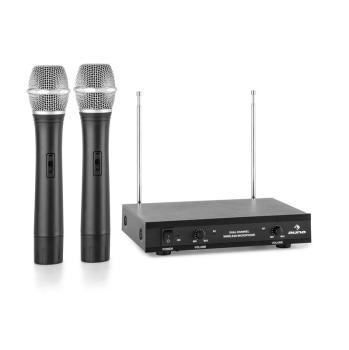 Auna VHF-2-H Set 2x micro