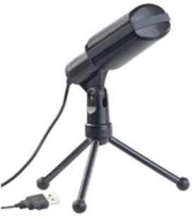 Microphone à condensateur