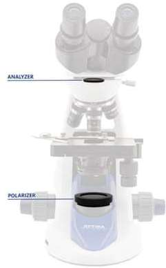 Optika Polarizing set (Filter)