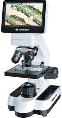 Bresser Microscope LCD écran