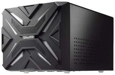 Shuttle XPC cube SZ270R9 -