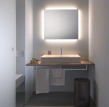 Duravit Licht und Spiegel
