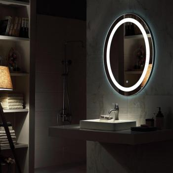 Miroirs lumineux anti buée