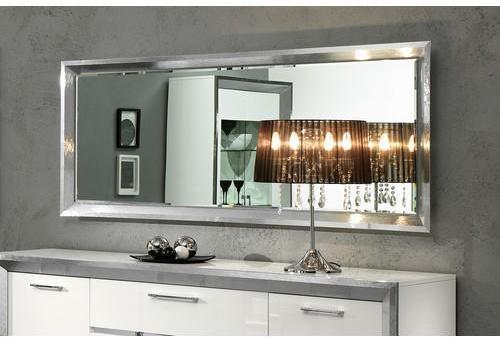 Catgorie miroir du guide et comparateur d 39 achat for Miroir gris argent