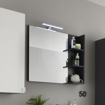 Catgorie miroir du guide et comparateur d 39 achat for Miroir mural gris